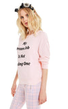 Dream Job Baggy Beach Jumper | Romantic
