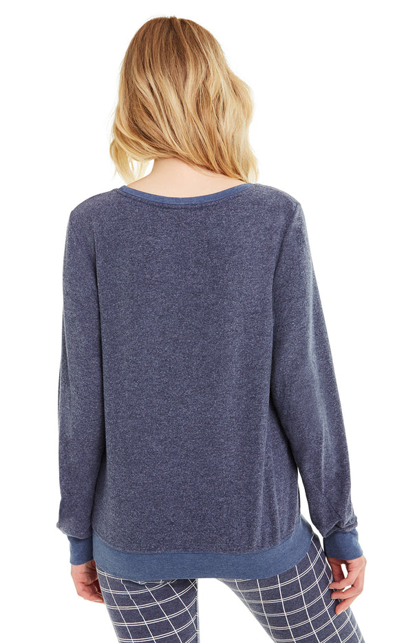 Totally Excellent Baggy Beach Jumper | Oxford