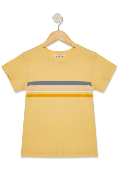 Littlefox Baja Stripes Tourist Tee  | Sun