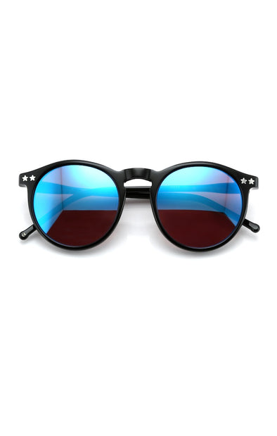 Steff Deluxe Sunglasses | Black