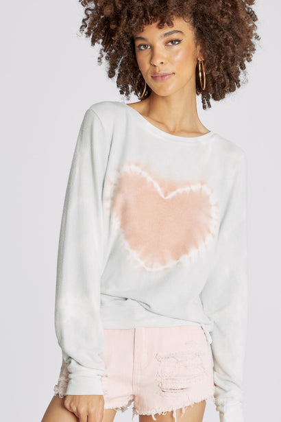 Baggy Beach Jumper  | Heartfelt Tie Dye