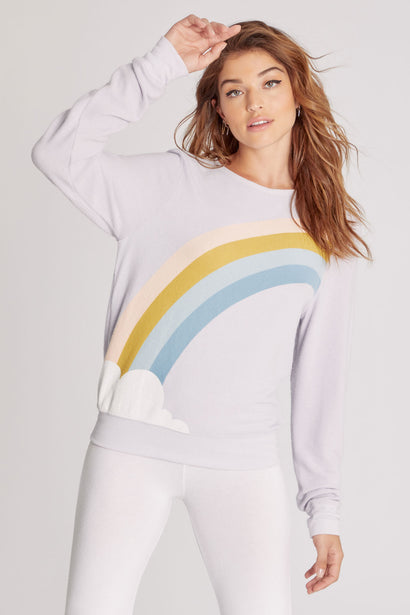 Color Cloud Baggy Beach Jumper | Muse