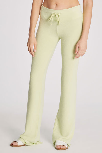 Tennis Club Pants | Shadow Lime