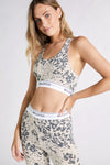 Jungle Cat Alana Tank  | Sand