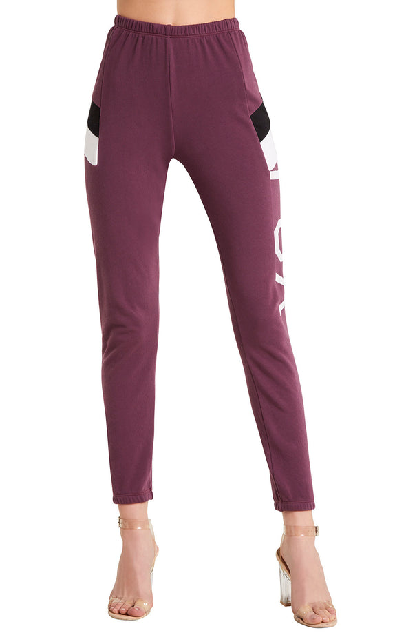 Fox Sport Knox Pants | Crushed Berry