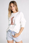 Look Back Sommers Sweatshirt  | Vanilla