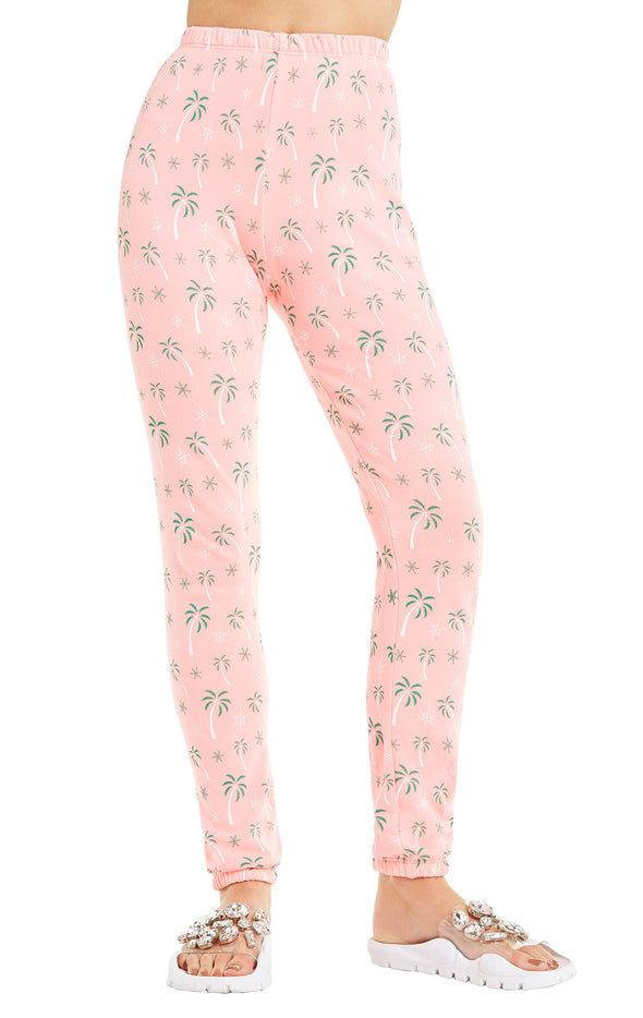 Tropical Christmas Knox Pants | Neon Sign
