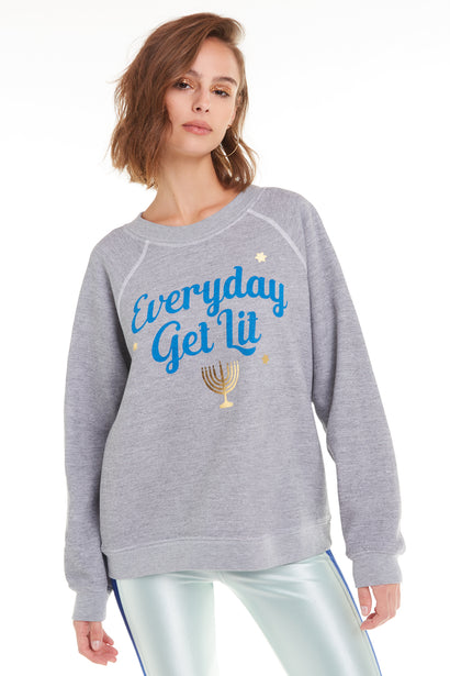 Everyday Get Lit Sommers Sweatshirt