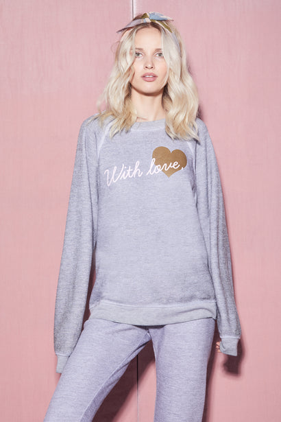 With Love Sommers Sweatshirt