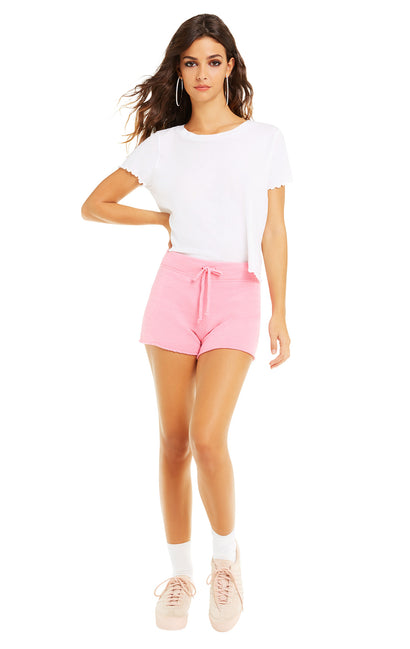 Kassidy Shorts | Bubble Gum