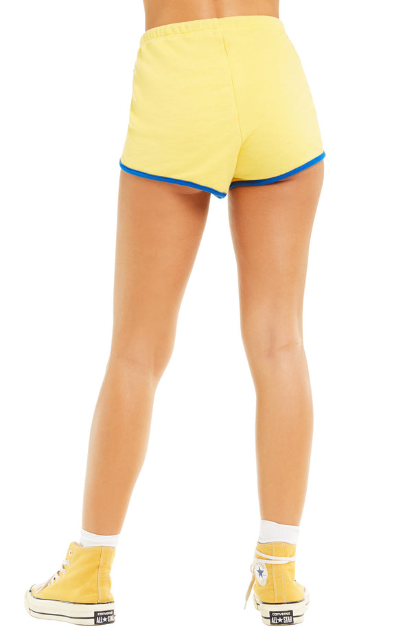 Pool Party Shorts | Canary/Slate