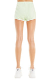 Pool Party Shorts | Soft Lime/Vanilla