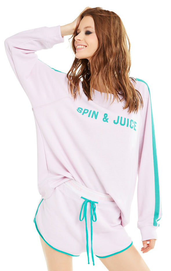 Spin & Juice Sommers Sweater | Primrose
