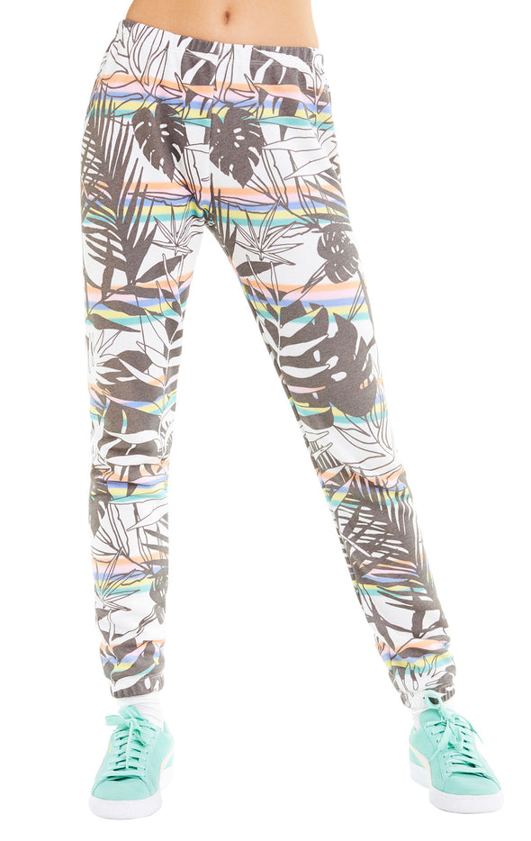 Striped Tropic Knox Pants | Multi