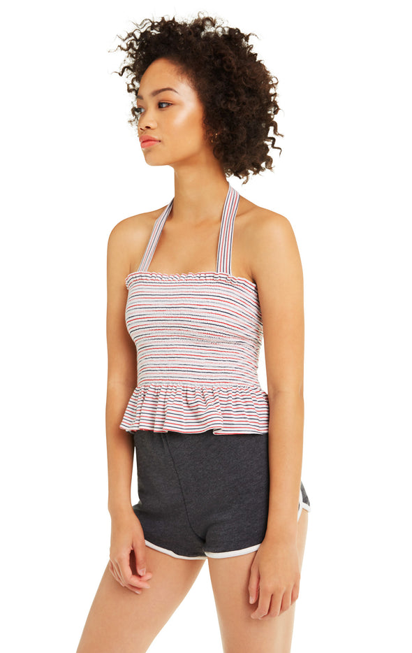 Emi Top | Striped