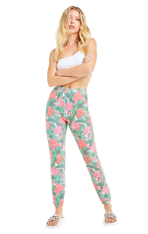 Island Holiday Knox Pants | Multi