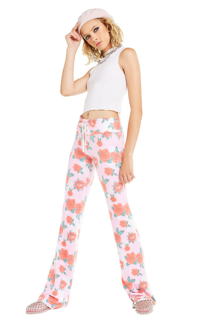 Electric Love Tennis Club Pants | Multi