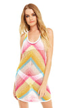 Elevated Chevron Jones Tank | Multi