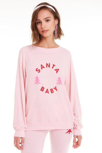 Santa Baby Sommers Sweater