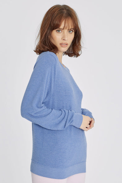 Baggy Beach Jumper | Dusk