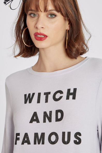 Witch And Famous Baggy Beach Jumper | Muse