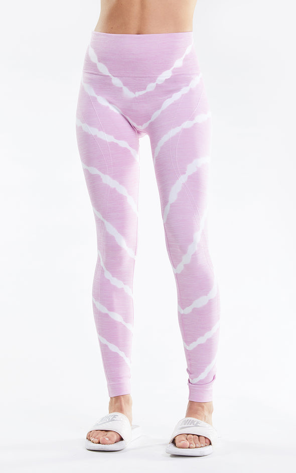 Kris Legging, Leggings, Tights, Activewear legging, Yoga pants, Crepe Chevron, Wildfox