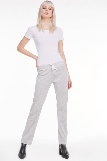 Emery Pants, Pants, Bottoms, Sweats, Heather, Wildfox