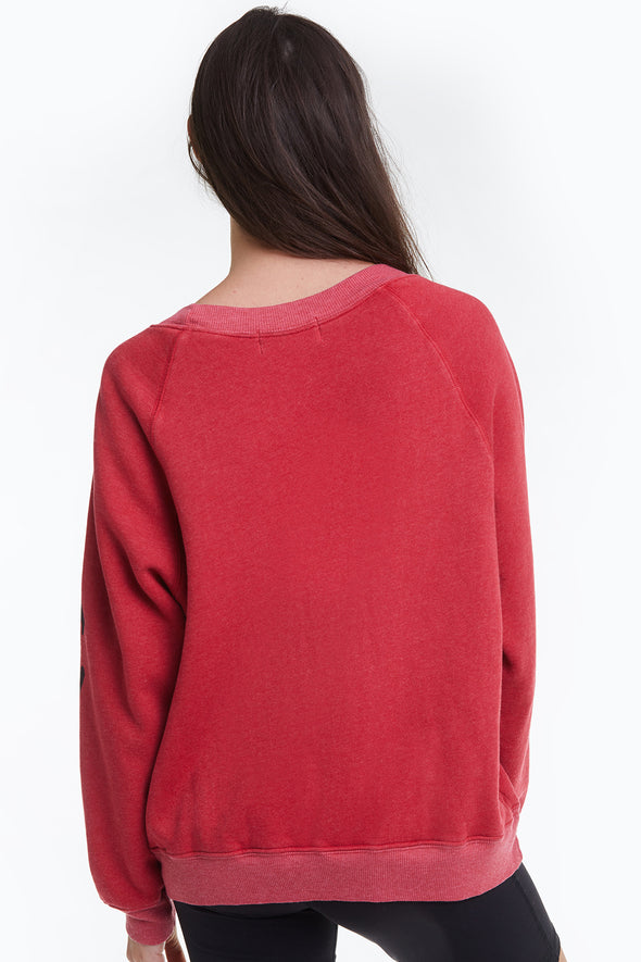 Inside Out Sommers Sweater  | Pepper