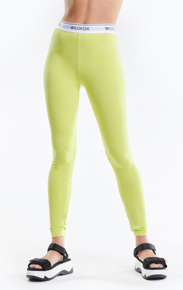 Alana Legging, Leggings, Electric, Wildfox
