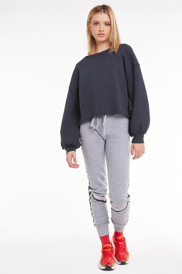 Olivia Sweatshirt, Sweatshirt, Sweater, Night, Wildfox