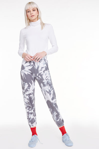 Optic Daisies Easy Sweats, Sweats, Pants, Bottoms, Multi, Wildfox