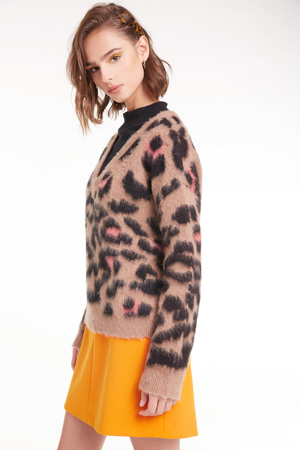Preppy Kitty Tatum Sweater | Birch