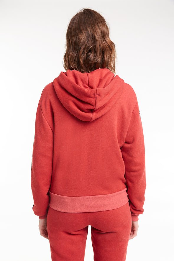 Python Track Everyday Hoodie | Pepper