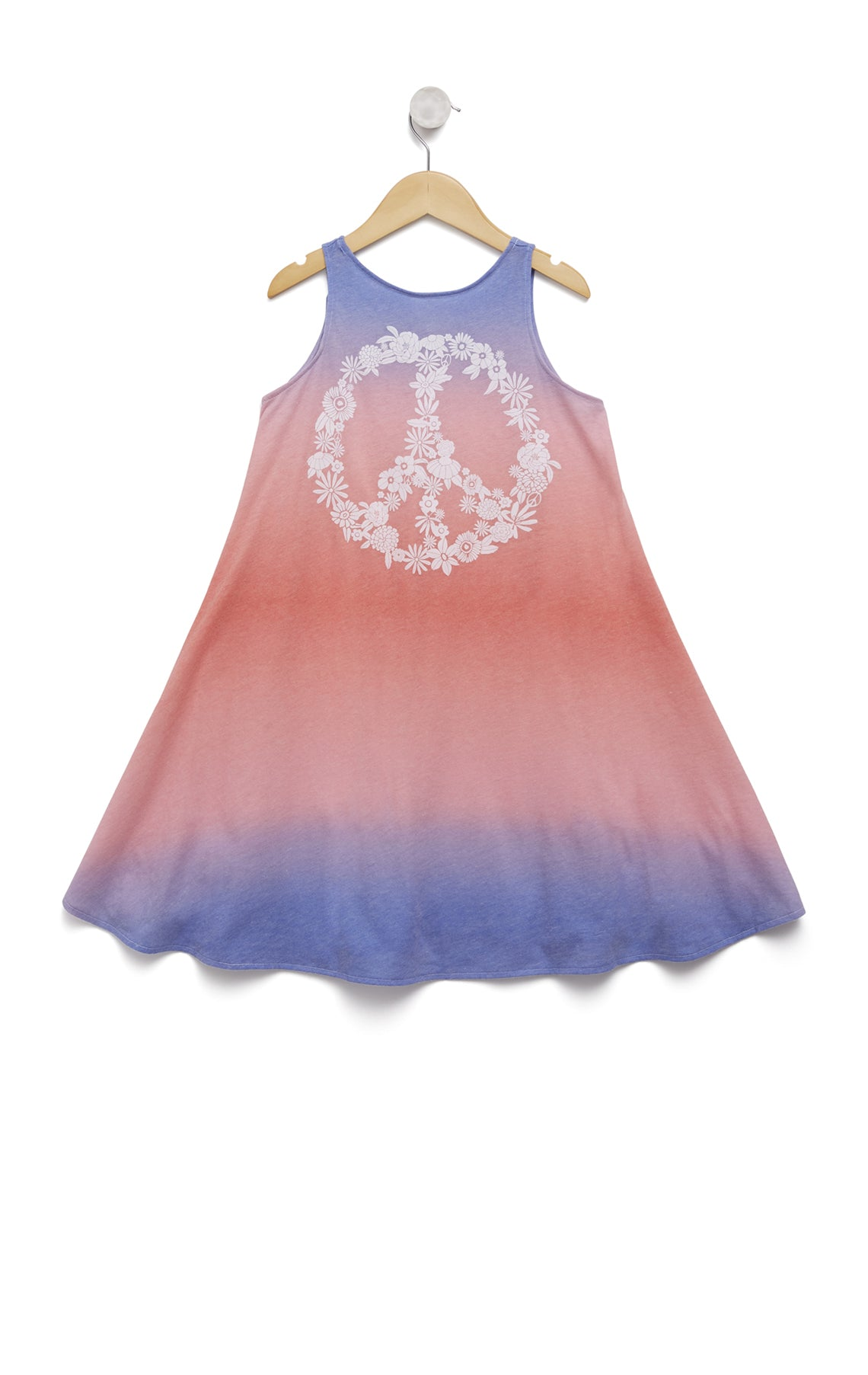 aa617a4ce5d40 Kids Pacific Peace Cassidy Tank Dress | Multi – Wildfox Couture