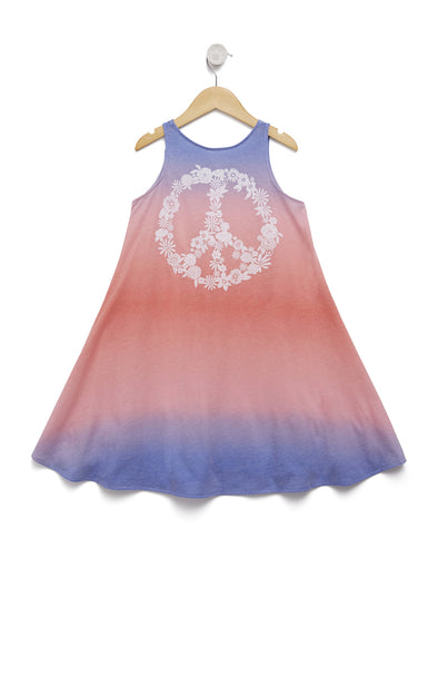 Kids Pacific Peace Cassidy Tank Dress | Multi