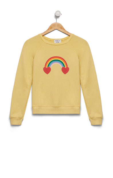 Kids Rainbow Soul Sommers Sweater | Mellow