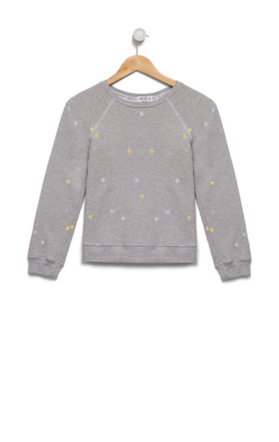 Kids Starlet Sommers Sweater | Heather