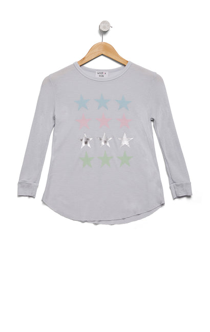 Kids Starlight Thermal | Blue Ribbon