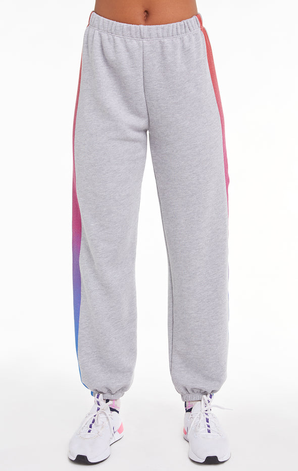 Stellar Beams Bottoms Easy Sweats, Sweats, Bottoms, Heather, Wildfox