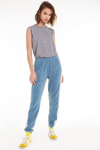 Track Knox Pants, Pants, Bottoms, Sweats, Jewel/Antique, Wildfox