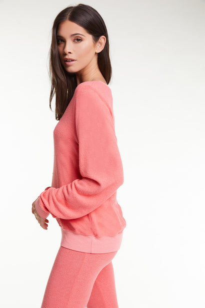 Baggy Beach Jumper  | Preppy