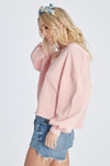 Dove Glitz Olivia Sweatshirt | Dove
