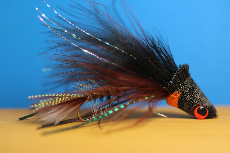 Articulated Bank Yanker, Black / Brown
