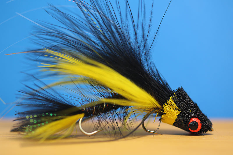 Articulated Bank Yanker, Black / Yellow
