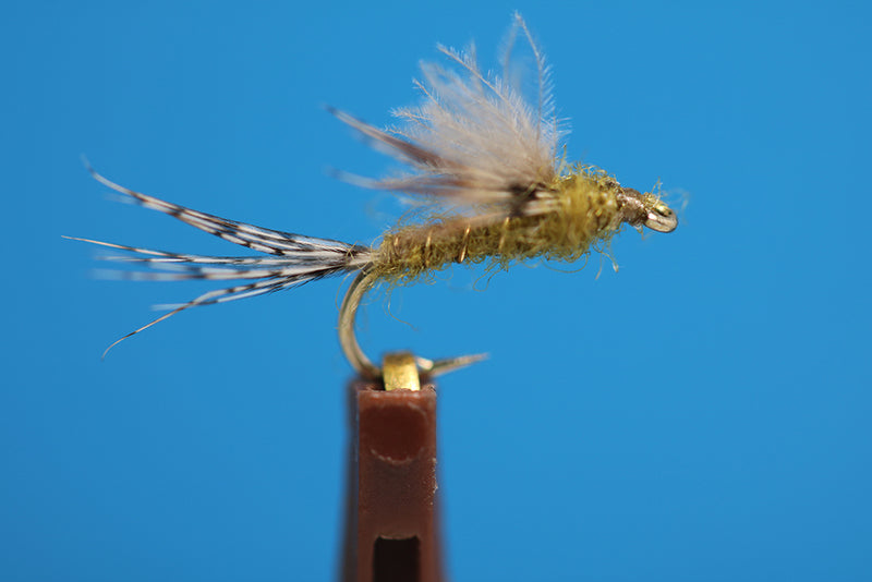 Baetis Floating Emerger