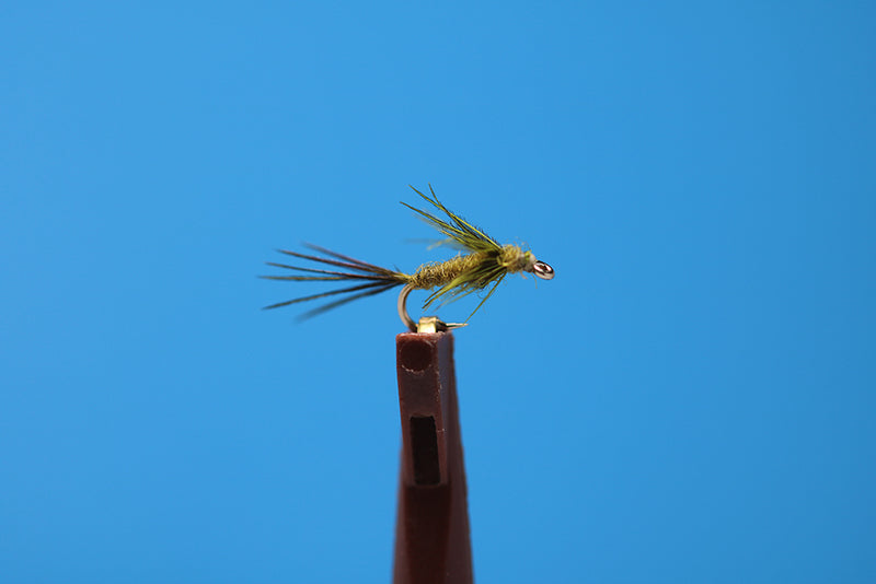Baetis Soft Hackle Emerger