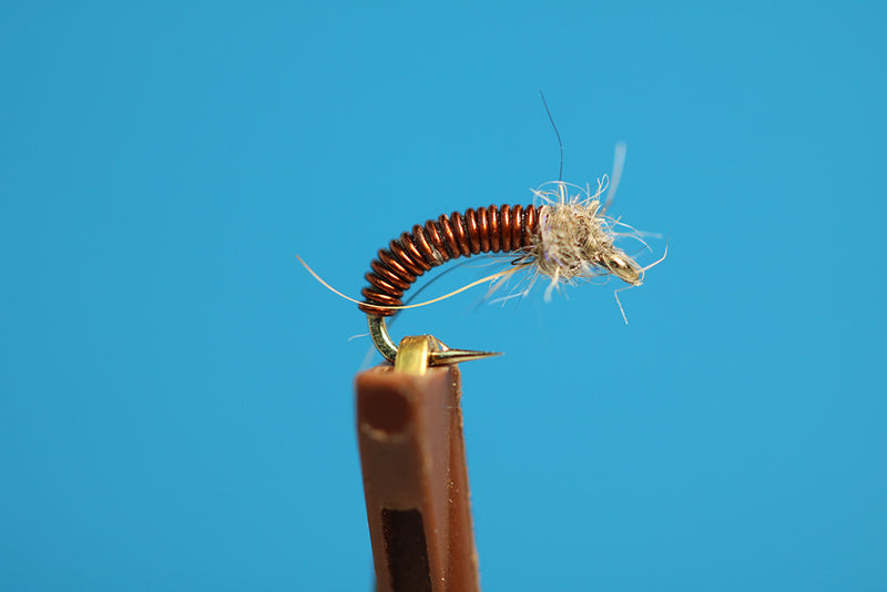 Brown Copper Wire Midge AKA Brassie