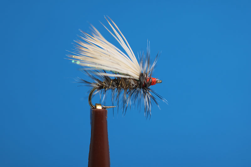 M.T.F. Grizzly Caddis