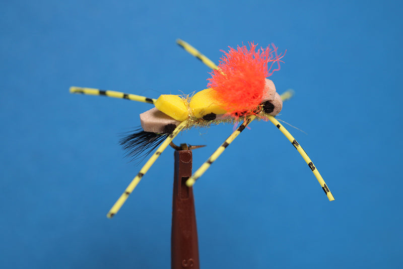 Mark's Yellow Hopper Chubby