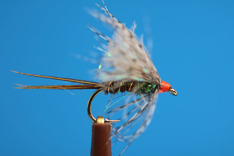 Olive Soft Hackle Emerger